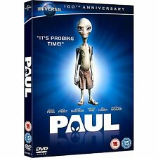 PAUL - SIMON PEGG - BLU RAY - Augmented Reality Edition  - NEW / SEALED
