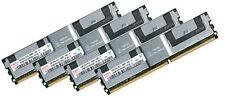 4x 4GB 16GB RAM für DELL PowerEdge SC1430 667Mhz FB DIMM DDR2 FullyBuffered