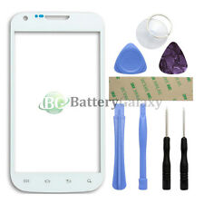 White Replacement Screen Glass Lens for Samsung Galaxy S2 T-Mobile T989 + Tools