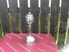 Vintage Tilley Table Lamp TL120 Chrome With Gallery