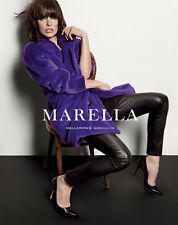 MARELLA by MAX MARA ALPAKA Blend Coat size 6 USA, 10 GB, 42 I,36 D, 38 F