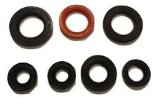 LAMBRETTA ENGINE AND FRONT HUB OIL SEAL KIT 7 SEALS NEW ITEM GP LI TV SX