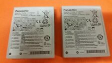 LOT OF 2 OEM Panasonic CF-C1 Li-ion Battery Model CF-VZSU66U Output 7.4V