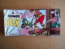 IL GRANDE BLEK Serie II n°6 ed. Dardo - RISTAMPA ANASTATICA [G236-1]