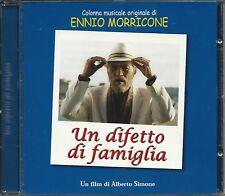 UN DIFETTO DI FAMIGLIA / Ennio Morricone / Rare CD