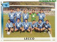 635 SQUADRA TEAM LECCO CALCIO ITALIA SERIE C1 STICKER CALCIATORI 2001 PANINI