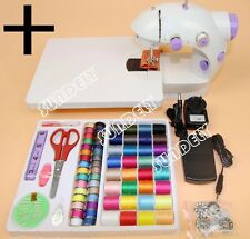 SUNDELY 111Pcs Multi Function Portable Mini Sewing Machine With Beginners & Kids