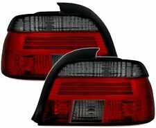 CRYSTAL SMOKED REAR BACK LIGHTS FOR BMW E39 5 SERIES 9/1995-8/2000 NICE GIFT TY2