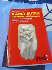 L'erotismo divinizzato Kama Sutra red!