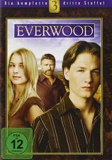 EVERWOOD : COMPLETE SEASON 3 -  DVD - PAL Region 2 sealed