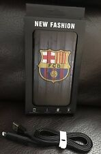 "Barcelona for iPhone 6 6S (4.7"") Case Soccer Hard Plastic. Free Charger Included"
