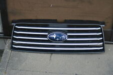 Subaru Forester SH front grill 2006 model   genuine Subaru part