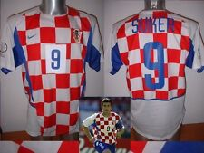 Croatia SUKER Nike Shirt Jersey Football Soccer Adult Medium Trikot Arsenal Top