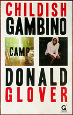 CHILDISH GAMBINO | DONALD GLOVER Camp Ltd Ed RARE Poster +FREE Hip Hop Poster!