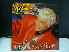 YAZZ and THE PLASTIC POPULATION The only way is up 8706987