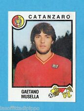 PANINI CALCIATORI 1982/83 -Figurina n.66- MUSELLA - CATANZARO -Rec
