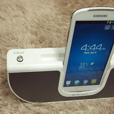 "SAMSUNG Galaxy Player 5.8"" YP-GP1 16GB White Android 4.0  with Docking speakers"