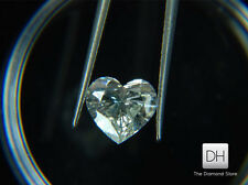 Holidays Deal Heart Shape Diamond 0.11 ct. G-H VS2 Christmas Natural Dimonds
