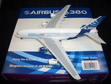 "*AIRSTORE* Phoenix 1:400 Diecast Airbus A380-800 ""A350 XWB Engine"" F-WWOW"