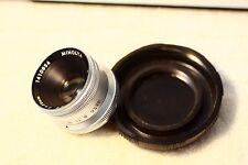 Rare! E.Rokkor 75mm f4.5 Lens.