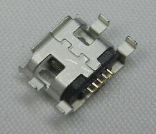 Micro USB Buchse 5 Pin 5P Ladebuchse Lade Connector Huawei ZTE Lenovo Medion 10
