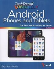 Teach Yourself VISUALLY (Tech): Teach Yourself VISUALLY Android Phones and...
