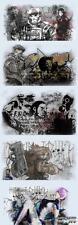 Micro Art Studio BNIB - S-F Graffiti Transfers (5)