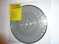 """SOULWAX E Talking - 7"""" PICTURE DISC - new!"""