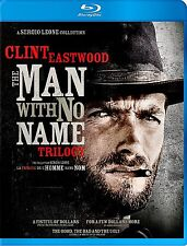NEW BLU-RAY //A FISTFUL OF DOLLARS + A FEW DOLLARS MORE + THE GOOD, BAD & UGLY