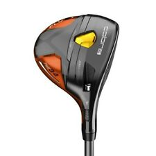 NEW 2015 COBRA FLY-Z+ ORANGE 3-4 FAIRWAY WOOD 13°-16° STIFF FLEX *AUTHORIZED*