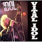 Billy Idol CD Vital Idol (USA 1st Edition-Exc!)