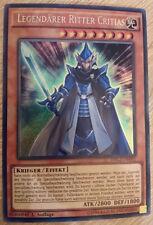 Legendärer Ritter Critias / Legendary Knight Critias DRL2-DE002 SCR 1. Auflage
