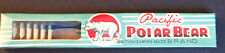"Britsh Empire Made ""Polar Bear"" Toothbrush Original Box"