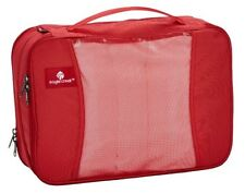 Eagle Creek EC-411199138 RED FIRE Pack-It Clean Dirty Cube Travel Gear Organizer