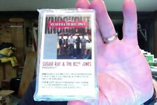 Sugar Ray & the Blue Tones- Knockout- new/sealed cassette tape