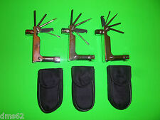 CHAINSAW TOPSAW  FITS HUSQVARNA AND MANY BRAND OF CHAINSAWS TOOL KIT 3 PACK