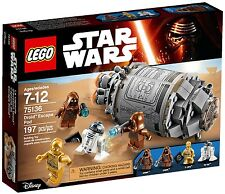 LEGO 75136 Star Wars  Droid Escape Pod NEW MISB