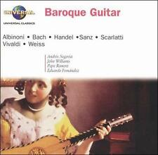 Baroque Guitar Baroque Guitar Audio CD