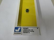 Viessmann 5241 Lokdecoder mit Stiftleiste 6 polig NEM651 S Spur N, Neuware