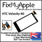 HTC Velocity 4G Genuine Glass Touch Screen Digitizer Raider Vivid Replacement