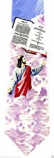 The Law Of God Mens Necktie Christian Religious Jesus Christ Easter Neck Tie New
