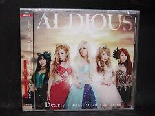 ALDIOUS Dearly + 3 JAPAN CD Mari Hamada Show-ya Raglaia Cyntia Galmet Layla