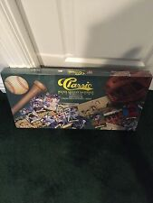 Classic MLB Board Game 1987 100 Collectable Baseball Cards Edition. Mint. New.