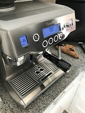 Breville Oracle BES980XL - Espresso Machine - Stainless Steel
