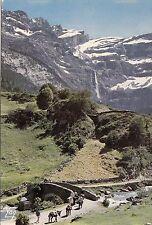 BF19625 gavarnie h p le pont de noel le gave et le ciqu france  front/back image