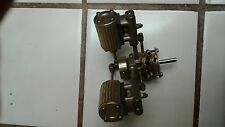 P.M. Research #8 V-Twin Marine Steam Engine - Pre-Machined kit !