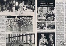 Coupure de presse Clipping 1978 Ann Todd  (4 pages)