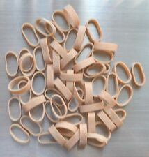 Parachute Rubber Bands for Military and Sport Skydiving 2 oz Small
