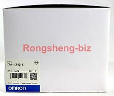 1PC NEW IN BOX OMRON PLC CQM1-CPU21-E CQM1CPU21E#ZL02