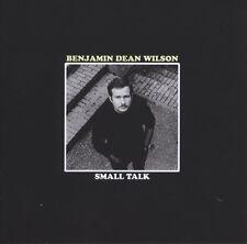 BENJAMIN DEAN WILSON - SMALL TALK  CD NEU